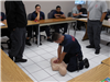 Youth Performing CPR